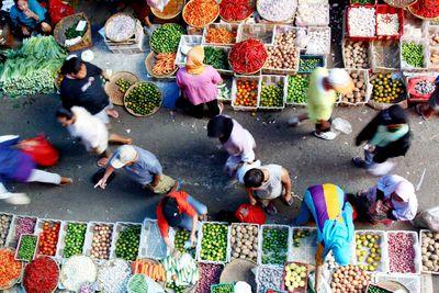 <p>1. Jakarta, Indonesia</p>