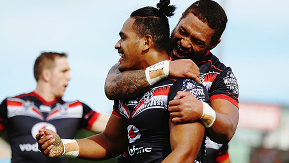 Warriors beat Knights to end NRL drought