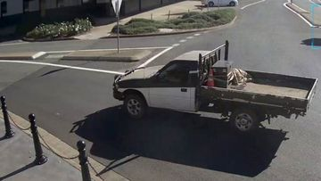Police have released an image of a car as part of the murder investigation into Frank Smith.