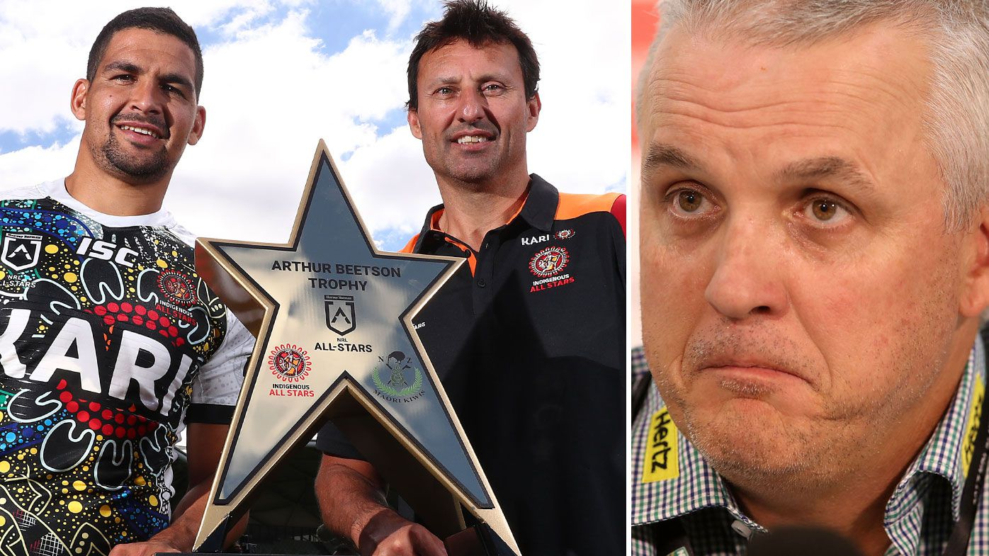Laurie Daley invites Anthony Griffin to meet with Indigenous All Stars after 'politicised' claim