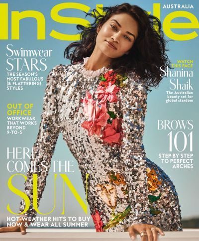 <p><strong>5.&nbsp;</strong></p> <p>Former Victoria's Secret model Shanina Shaik has never looked so good covered up, fronting <em>In Style</em> Australia's November issue.</p>