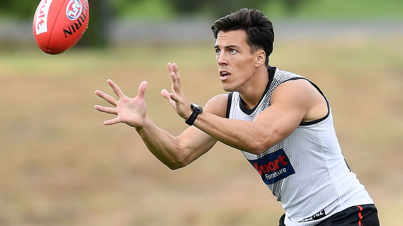 Inside Dyson Heppell's heartfelt message that turned Dylan Shiel into a Bomber