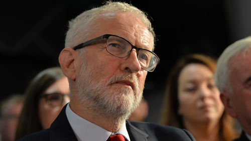 The Labour leader is battling to stop a No Deal Brexit. (Photo by Anthony Devlin/Getty Images)