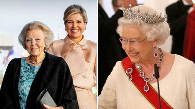 The richest royals in the world