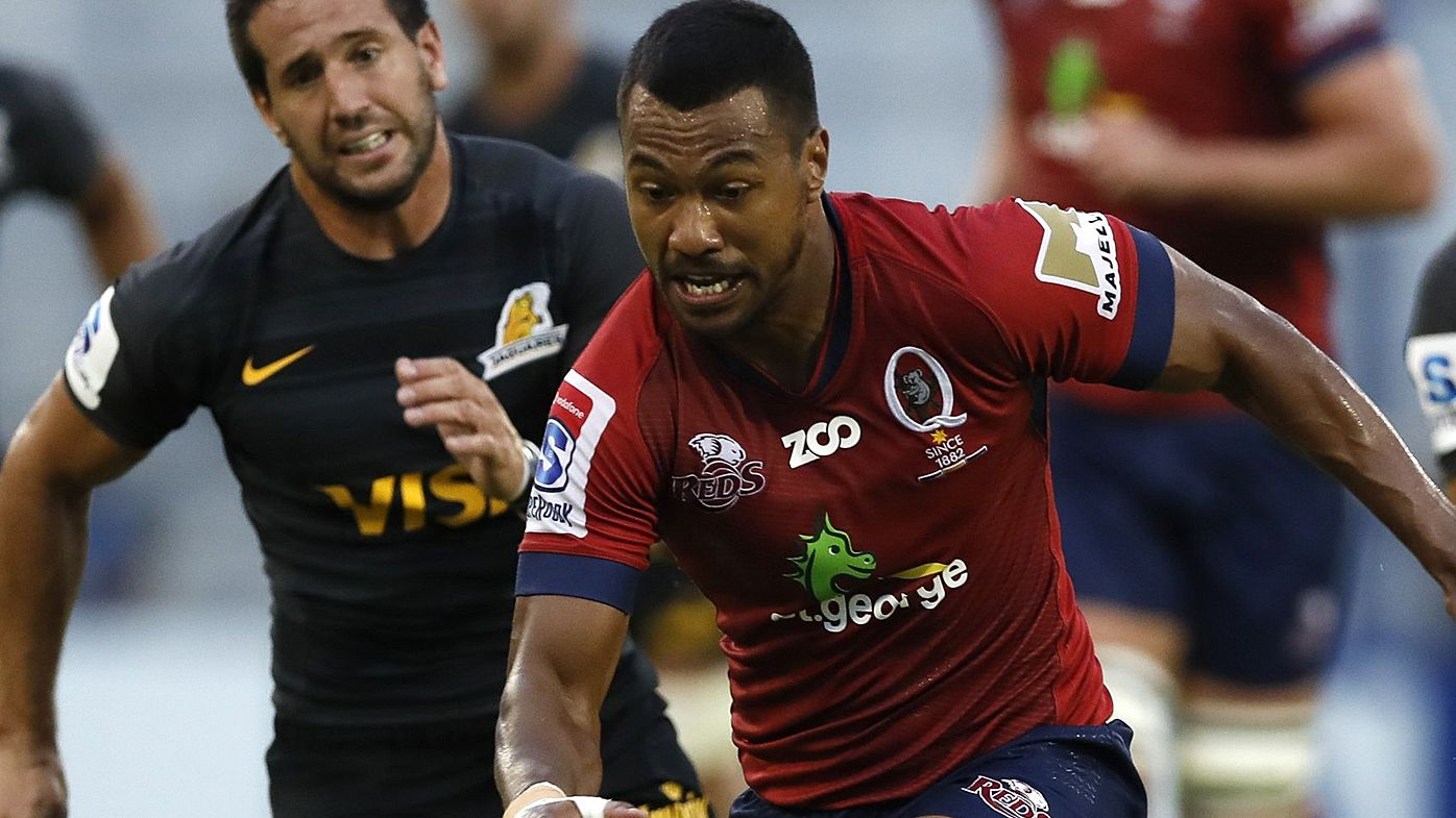 Queensland Reds defeat Jaguares in Argentina for third-straight win
