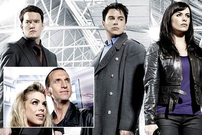 <B>Spun-off from:</B> The new incarnation of <I>Doctor Who</I> (2005 to present), which follows time-travelling alien who saves the universe on a weekly basis.<br/><br/><B>Hit or Miss?</B> Hit. <I>Torchwood</I> was born out of <I>Doctor Who</I> writer Russell T Davies' desire to produce a sexed-up version of the sci-fi classic. Though the lusty adventures of bisexual leading man Jack Harkness (John Barrowman) have been scorned by some, the series has earned award nods and a cult following.<br/><br/><B>Factoid:</B> <I>Torchwood</I> claims a number of firsts for the <I>Doctor Who</I> franchise, such as sex scenes, same-sex kisses and colourful language.