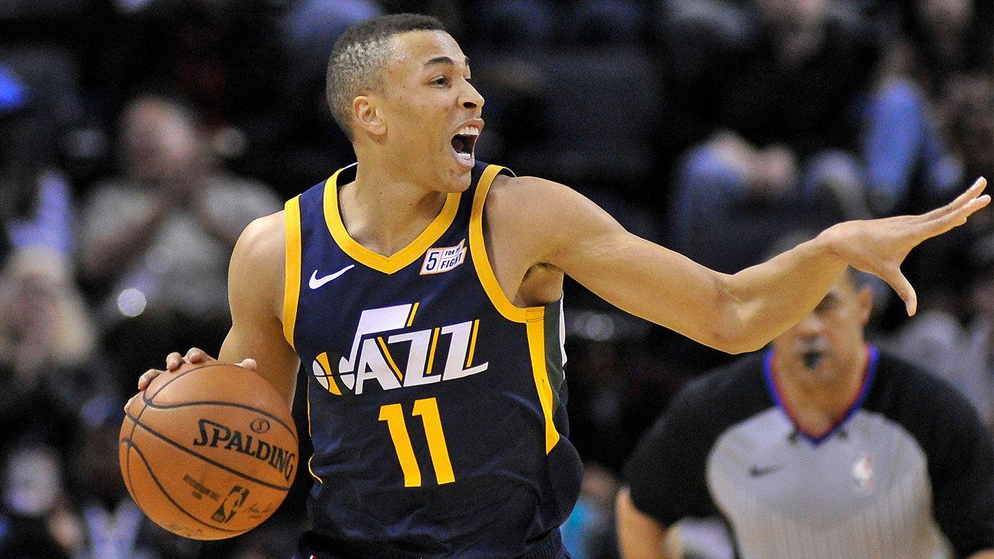 Utah Jazz star Dante Exum sidelined 'indefinitely' with serious knee injury