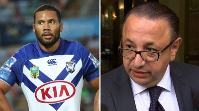 Nude scandal Bulldogs 'were letting their hair down'