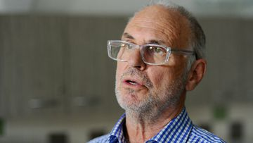 Euthanasia advocate Philip Nitschke. (AAP)
