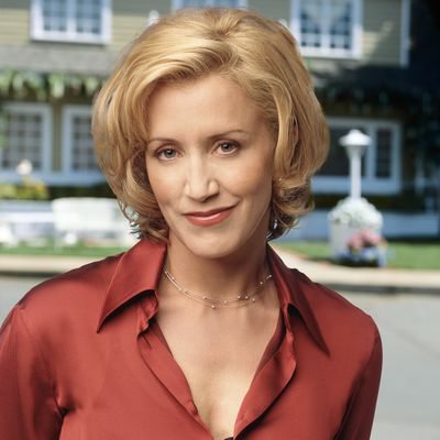 Felicity Huffman as Lynette Scavo: Then