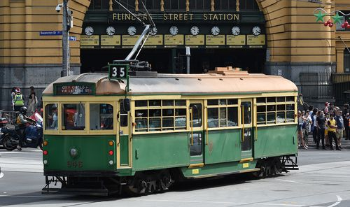 Melbourne's public transport system won out when compared to major Australian cities.