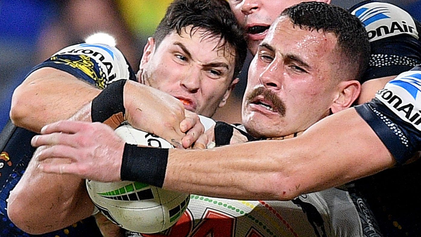 I've found my mojo again, says former NSW Origin prop Reagan Campbell-Gillard