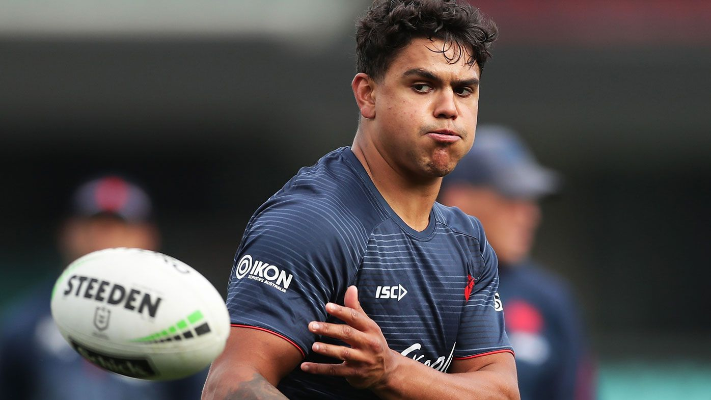 No one can stop Latrell Mitchell, Justin Hodges warns Storm call-up Curtis Scott