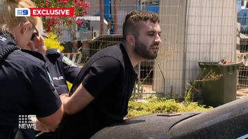 9News cameraman 'bruised and bloody' after alleged assault