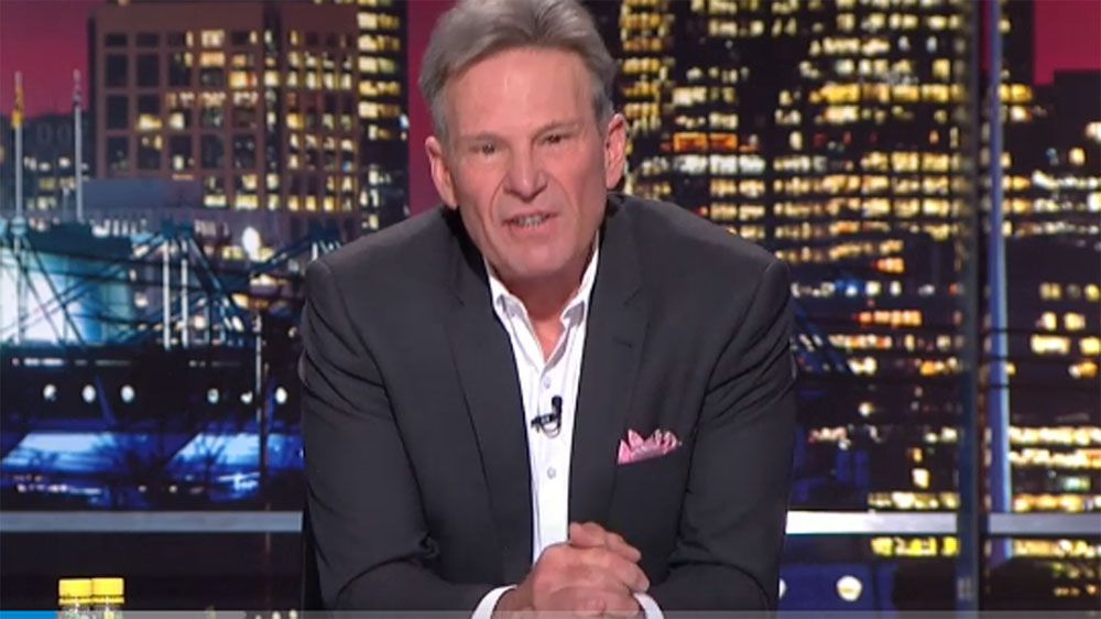Sam Newman attacks the AFL over its attempt to sell a political agenda.
