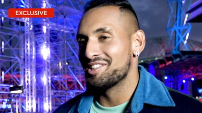 Exclusive: Nick Kyrgios reveals how he would fare on the Ninja Warrior course