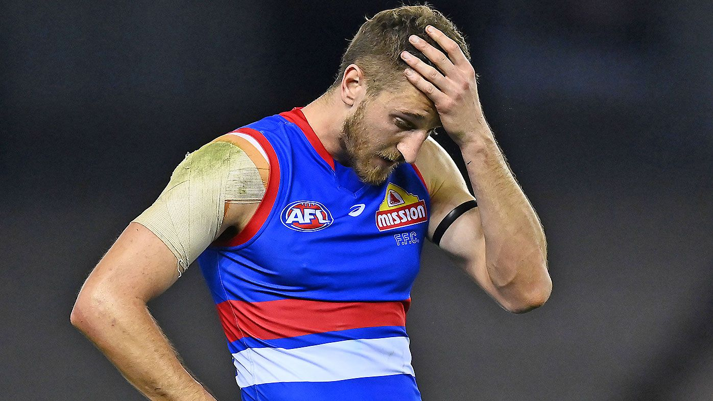 Western Bulldogs' Achilles heel brutally exposed as Port Adelaide steals last-gasp win
