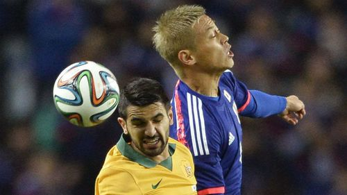 Socceroos stunned by ruthless Japan in football friendly