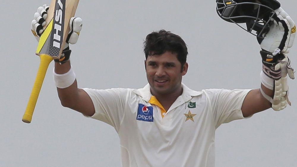 Azhar Ali scored an unbeaten 302 for Pakistan. (AAP)
