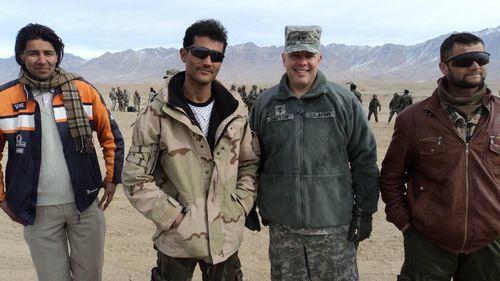 Raz Mohammad, Afghanistan