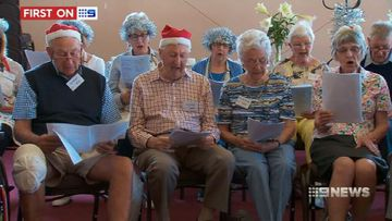 VIDEO: Parkinson's sufferers find singing to be the best medicine