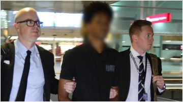 An 18-year-old has been extradited to NSW and charged over the alleged sexual assault of a nine-year-old boy.