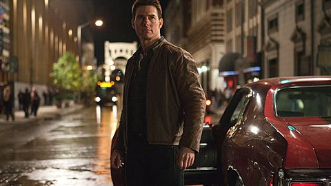 <i>Jack Reacher</i> trailer