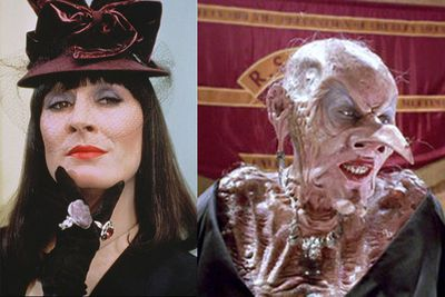 Roald Dahl liked his dark tales, didn't he? He wrote <i>Charlie and the Chocolate Factory</i> and <i>The Witches</i>, terrorising youngsters everywhere with his malicious villains. None more so that Anjelica Huston's walking nightmare, the Grand High Witch, who resembles Freddie Krueger in looks, and pretty much in personality too.