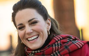 Kate visits the hospital where she was born during final leg of Royal Train tour