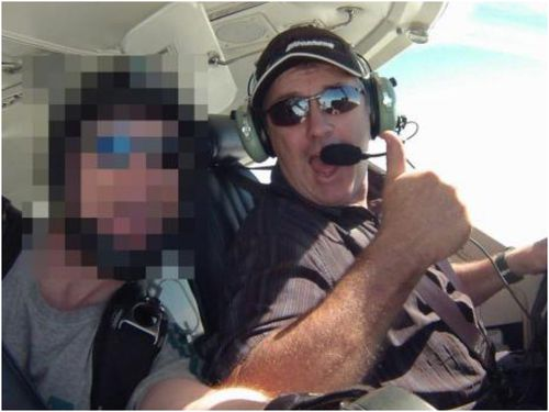 New details have emerged that pilot David Ibbotson didn't have the correct licence and was in debt by AU$33,000.