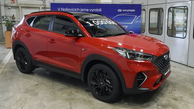 9: Hyundai Tucson