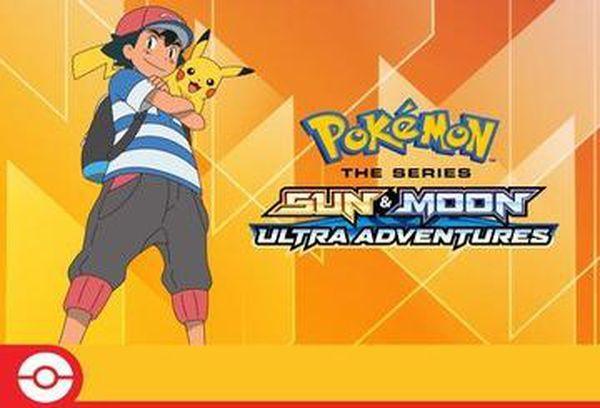 Pokemon the Series: Sun & Moon - Ultra Adventures