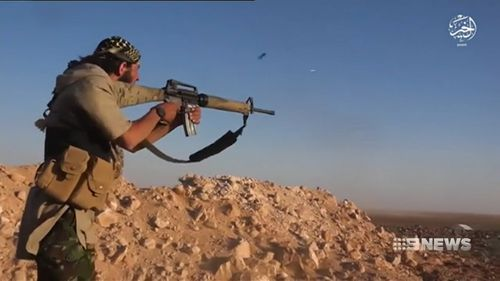 """ISIS is no longer Australia's biggest threat"". (9NEWS)"