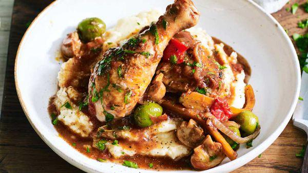 One pot chicken