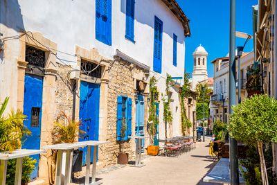 2. Cyprus