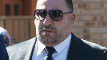 Convicted drug lord Michael Ibrahim allegedly threatened to kill his sister.