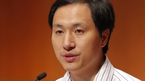 He, the lead researcher, shocked the scientific world when he announced in November 2018 that he had altered the embryos of twin girls who had been born the same month.