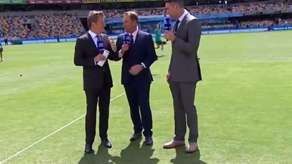 Ashes commentator Kevin Pietersen hits back at critics over his shoes