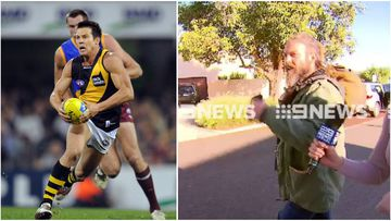 Ben Cousins mute on why he quit new footy role