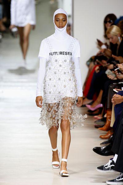 Paco Rabanne, spring/summer '17, Paris Fashion Week