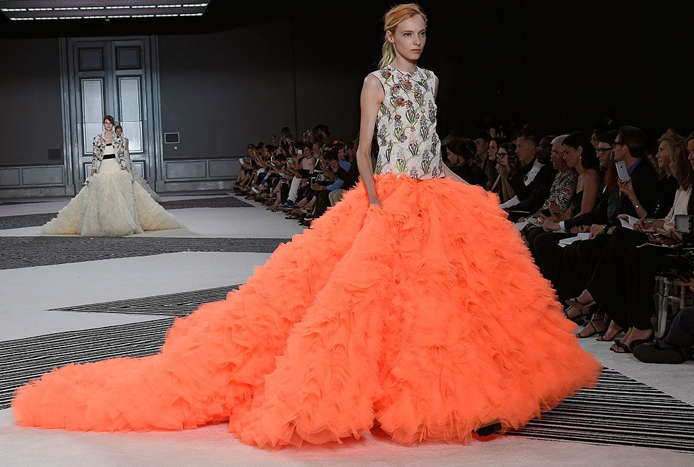 Giambattista Valli Haute Couture Fall 2015/16