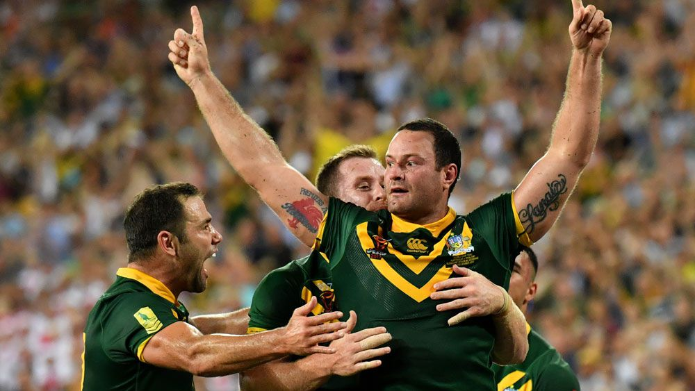 RLWC 2017: Australia beat England in Rugby League World Cup final