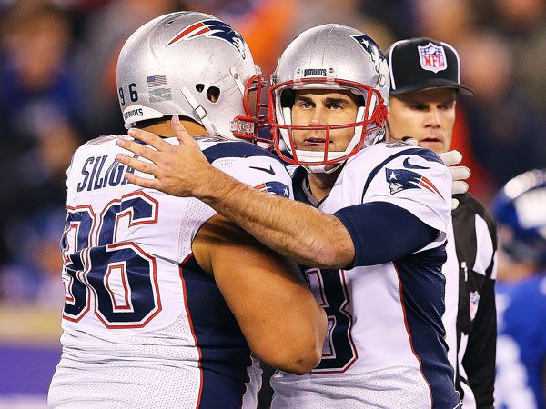 The Patriots have kept their unbeaten streak alive. (AFP)