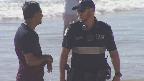 Concerns for man who disappeared while swimming on Gold Coast