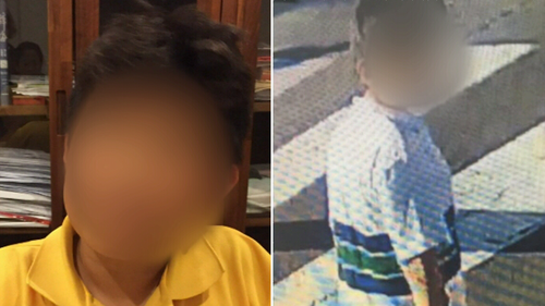 The boy was found safe in NSW. Picture: Queensland Police