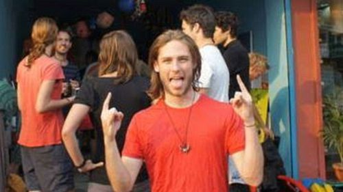 Cy Walsh. (Supplied)