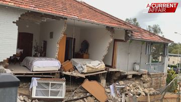 Building company under scrutiny over multiple sites after house collapse