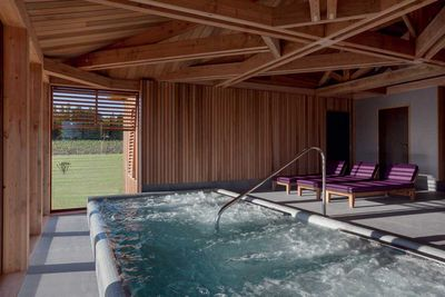 <strong>Most Spoiling Spa: Les Sources de Caudalie Bordeaux, France</strong>