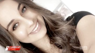 Celeste Manno was stabbed to death.