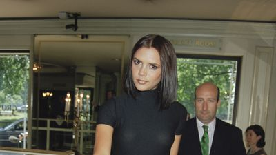 The style evolution of Victoria Beckham